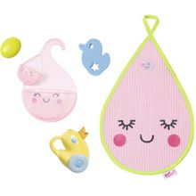 Zapf Creation BABY born® Bade-Accessoires