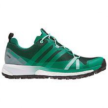 adidas - Women's Terrex Agravic GTX - Trailrunningschuhe Gr 4;5;5,5;7 blau/lila/weiß