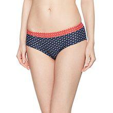 ESPRIT Bodywear Damen Bikinihose Orlando Beach Shorts, Blau (Navy 400), 36