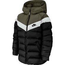 Nike Sportswear Steppjacke NSW Outdoorjacken schwarz