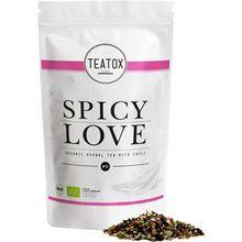 Teatox Tee Spicy Love Spicy Love Tea Nachfüllpackung 70 g