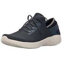 Skechers Damen You-Inspire Sneakers, Blau (Nvy), 39.5 EU
