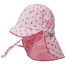 STERNTALER Schirmmütze pink / rosa / schwarz
