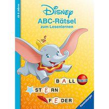 Buch - Disney Classics: ABC-Rätsel zum Lesenlernen