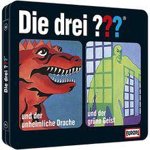 CD Die Drei ??? - Folge 7+8 (Steelbook) Hörbuch
