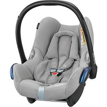 Babyschale Cabriofix, Nomad Grey grau
