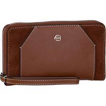 Piquadro Kellnerbörse Muse Special 4332 RFID Portemonnaies cognac Damen