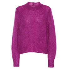 Pullover Ivah mit Mohair und Wolle