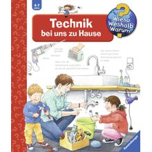 Ravensburger Technik bei uns zu Hause