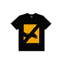HORIZN STUDIOS One Love T-Shirt - The Lagos Edition - Black / Lagos Yellow