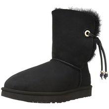 UGG Damenschuhe - Gefütterte Stiefel MAIA 1017496 black, Größe:40 EU