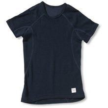 Schiesser Jungen Unterhemd 134563-803, Gr. 116 (5Y), Blau (803-dunkelblau)