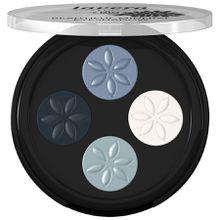lavera Trend sensitiv Eyes Nr. 07 - Blue Platinum Lidschatten 3.2 g