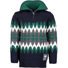 Blue Seven Pullover  Troyer