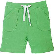 Kinderbutt Bermuda grün Größe 110/116