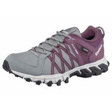 REEBOK Walkingschuh 'Trailgrip RS 5.0 Goretex' grau / lila