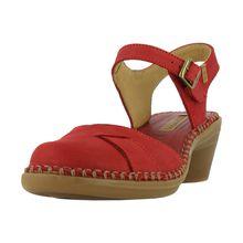 EL NATURALISTA Klassische Sandaletten rot Damen