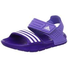 Adidas Akwah 8 K Q20760 Unisex - Kinder Kindersandalen / Pool Sandalen / Badeschuhe Violett 31