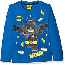 Lego Batman Jungen T-Shirt 161392, Bleu (Bleu), 4 Jahre (Hersteller Größe: 4 Jahres)