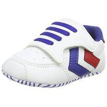 Hummel Pre Runner, Unisex-Kinder Sneakers, Weiß (White), 22 EU