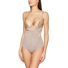 Triumph Damen Korsage Magic Wire Lite Wyob Body, Braun (Coffee Sugar Ff), 40
