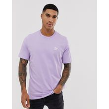 adidas Originals - essentials - T-Shirt in Veilchenblau - Violett