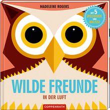 Buch - Wilde Freunde: In der Luft, mit 5 Spielfiguren zum Basteln