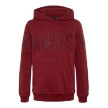 NAME IT Sweatshirt rubinrot
