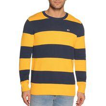 Tommy Jeans Pullover in gelb für Herren