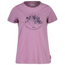 Maloja - Women's RiccardaM. - T-Shirt Gr M;XL weiß/grau