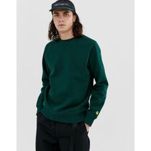 Carhartt WIP - Chase - Grünes Sweatshirt - Grün