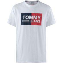 Tommy Jeans T-Shirt T-Shirts weiß Herren