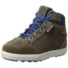 Kamik Unisex-Kinder Wheelie Chukka Boots, Braun (Brown/Brun), 28 EU