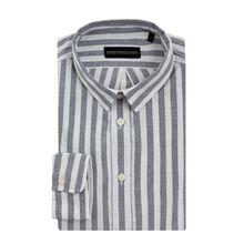 Slim Fit Leinenhemd Modell 'Loken'