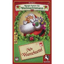 Morgen kommt der Weihnachtsmann - Mein Wunschzettel (Spiel)
