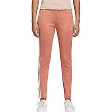 Adidas Originals Damen Jogginghose SST TP CE2406 Rosa, Size:40