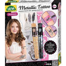 Metallic-Tattoos