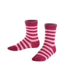 FALKE Socken »Double Stripe« (1 Paar) mit verstärkten Belastungszonen