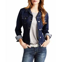 MUSTANG ICONIC - Jeansjacke - Rinsed Washed