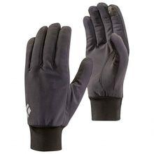 Black Diamond - Lightweight Softshell - Handschuhe Gr XL;XS schwarz/grau