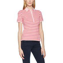 BRAX Damen Poloshirt Cleo, Rosa (Pale Pink 82), 46