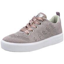 Bugatti Damen 421407046969 Sneaker, Mehrfarbig (Rose/Silver), 41 EU