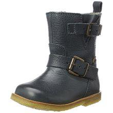 Bisgaard Unisex-Kinder Stiefel, Grün (609-2 Petrolio), 27 EU