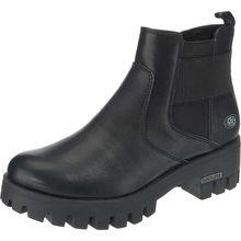 Dockers by Gerli Chelsea Boots schwarz Damen