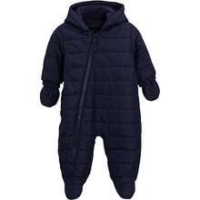 Baby Overall  dunkelblau Jungen Baby
