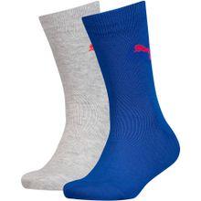 PUMA Socken blau / hellgrau