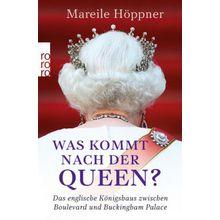 Buch - Was kommt nach der Queen?