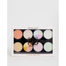 "Revolution - Pro HD - Highlighting Palette ""Glow Getter - Mehrfarbig"