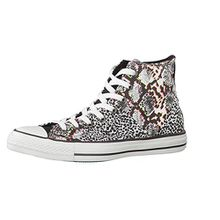 Converse Chucks Women - CT MULTI PANEL 542491C - White-Multi, Schuhgröße:37