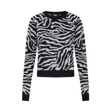 Urban Classics Pullover grau / schwarz